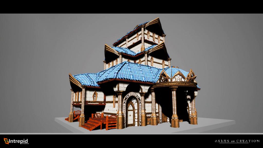 Ashes of creation größeres Haus