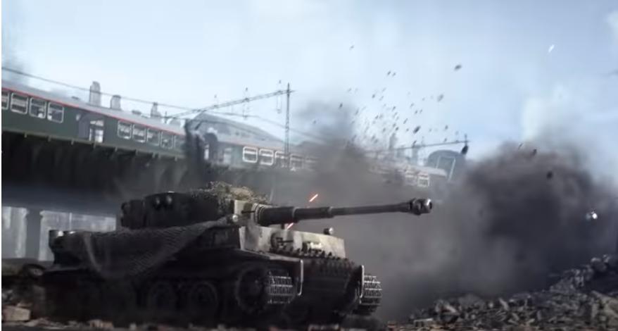 Battlefield 5 Panzer