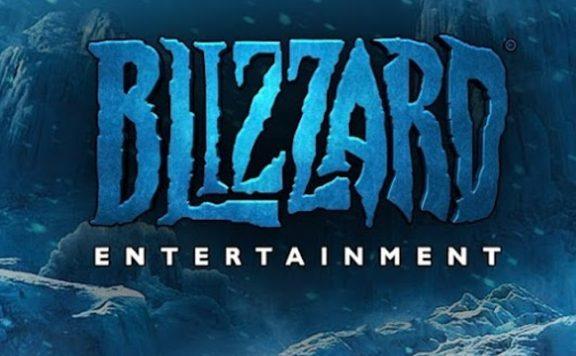 Blizzard Logo Frost title