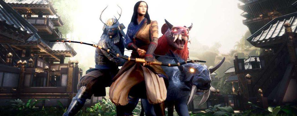 Conan Exiles bringt neues DLC, sagt Weihnachten ab