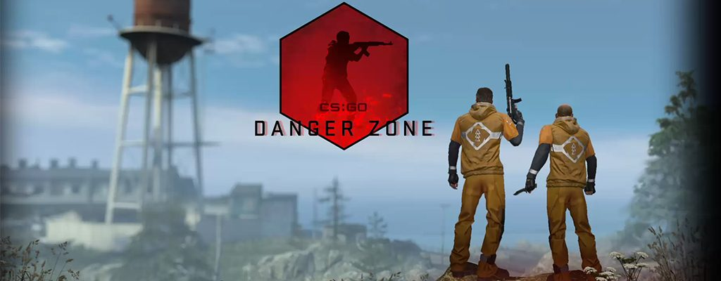 CSGO Danger Zone Titel