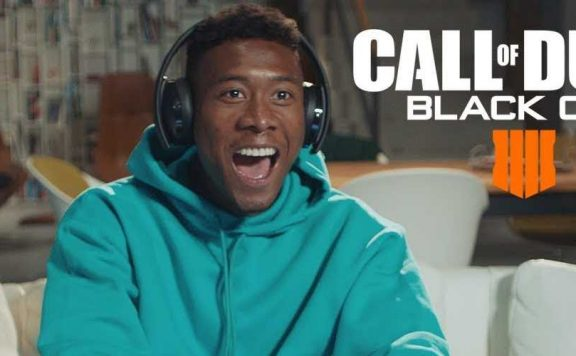 Call of Duty Black Ops 4 Alaba spielt Blackout Titel