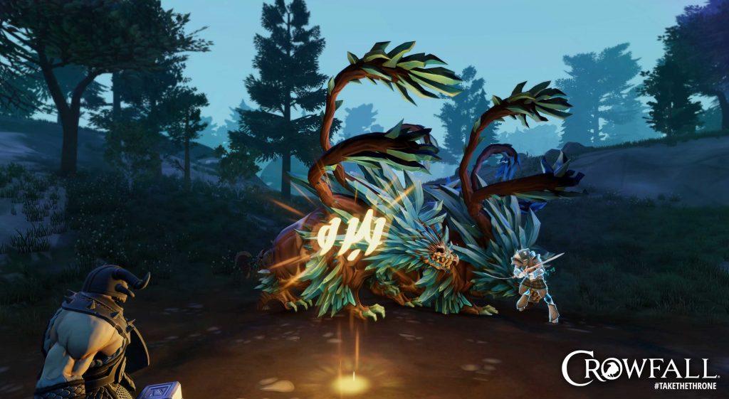 Crowfall Busch-Monster