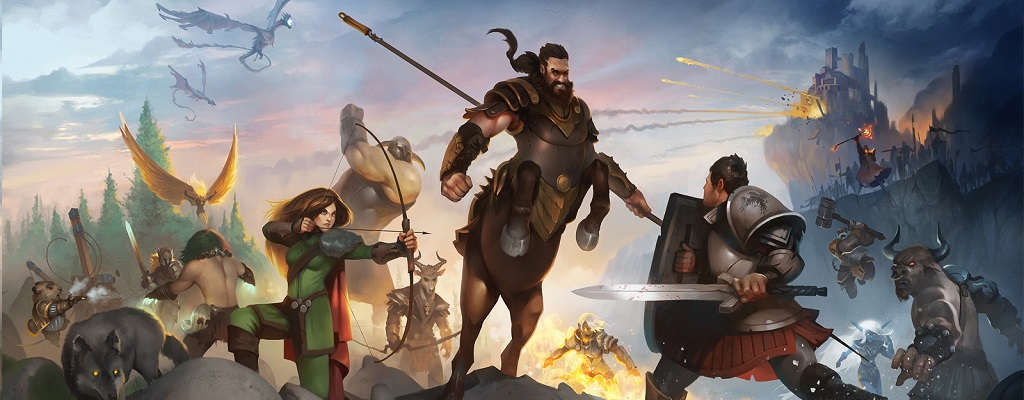 Das MMORPG Crowfall geht endlich los – 1. Kampagne öffnet