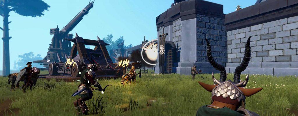 Das MMORPG Crowfall hat endlich eines seiner wichtigsten Features