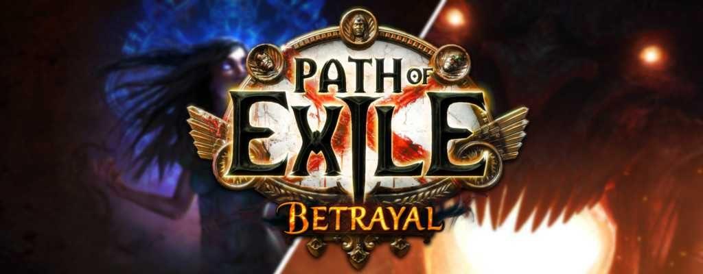 Dablo vs Path of Exile Betrayal Titel crop