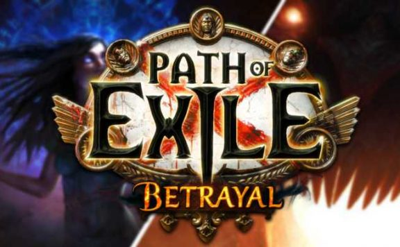 Dablo vs Path of Exile Betrayal Titel crop