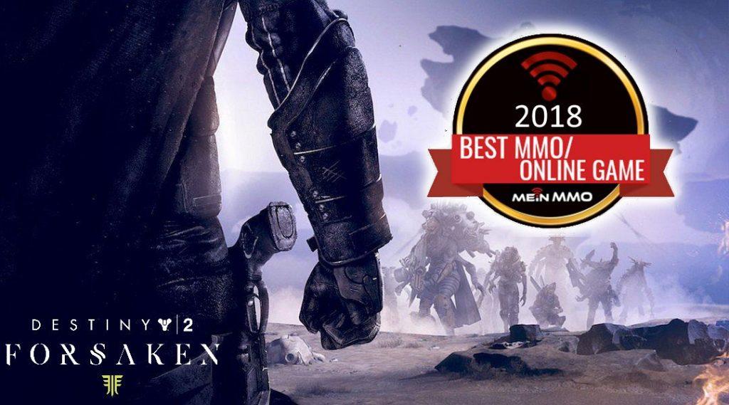 Destiny 2 Forsaken best MMO 2018