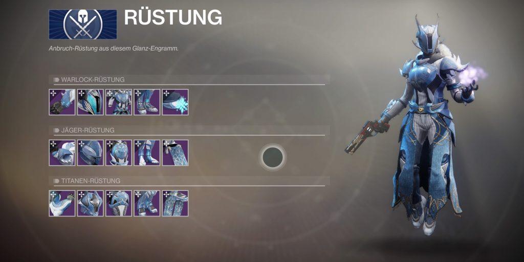 d2 warlock dawning