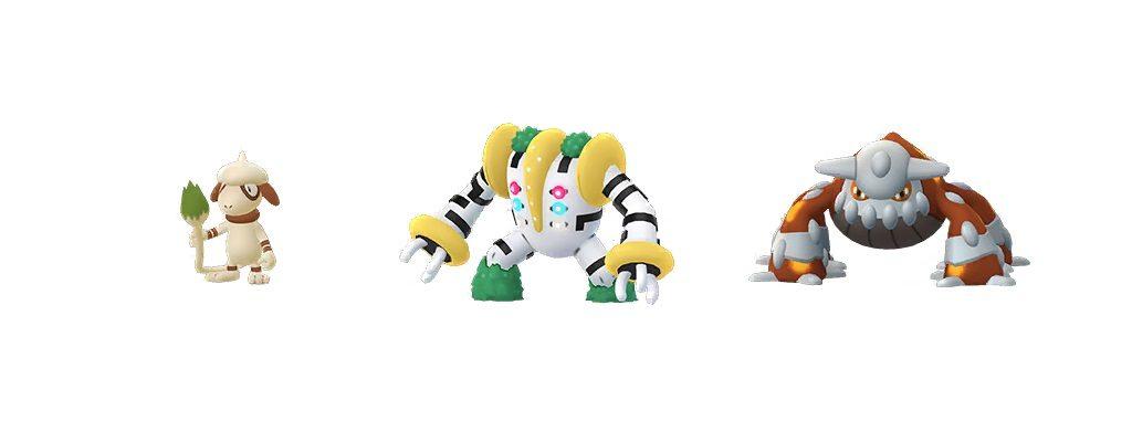 Drei Pokemon Video