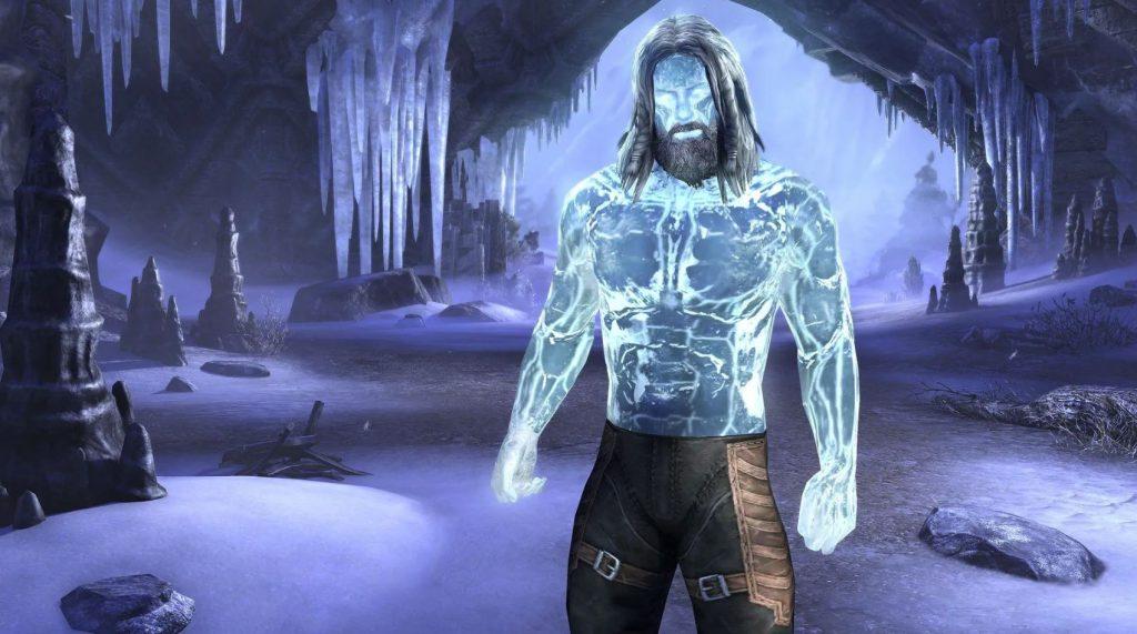 ESO Kristallfrost-Erscheinung