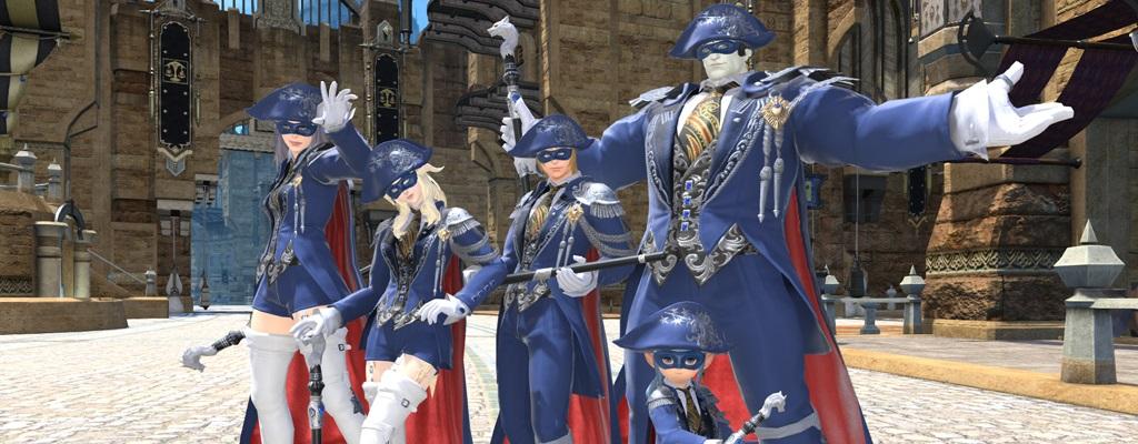 Neuer Job Blaumagier kommt zu Final Fantasy XIV schon im Januar