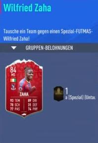 FIFA 19 FUTMAS Zaha