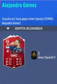 FIFA 19 FUTmas Gomez