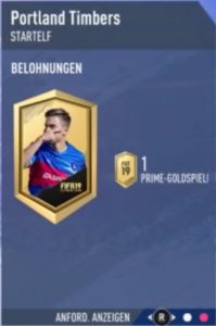 FIFA 19 Liga SBC Belohnung 1