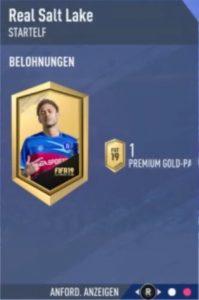 FIFA 19 Liga SBC Belohnung 2