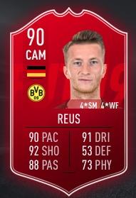 FIFA 19 Marco Reus POTM 2