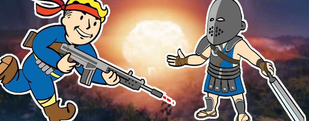 Fallout 76 Persönlichkeits-Quiz: Bist du ein Raider oder ein Retter?