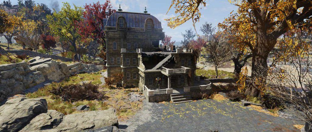 Fallout 76 Burdette Manor