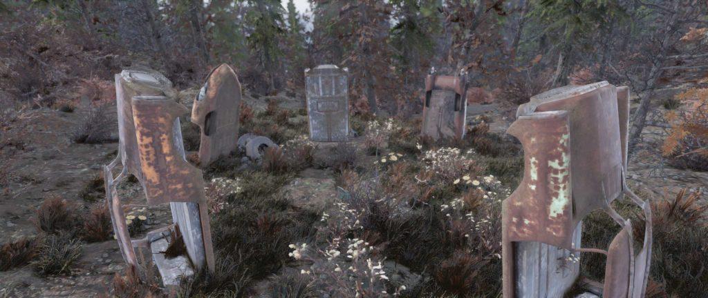 Fallout 76 Carhenge 2