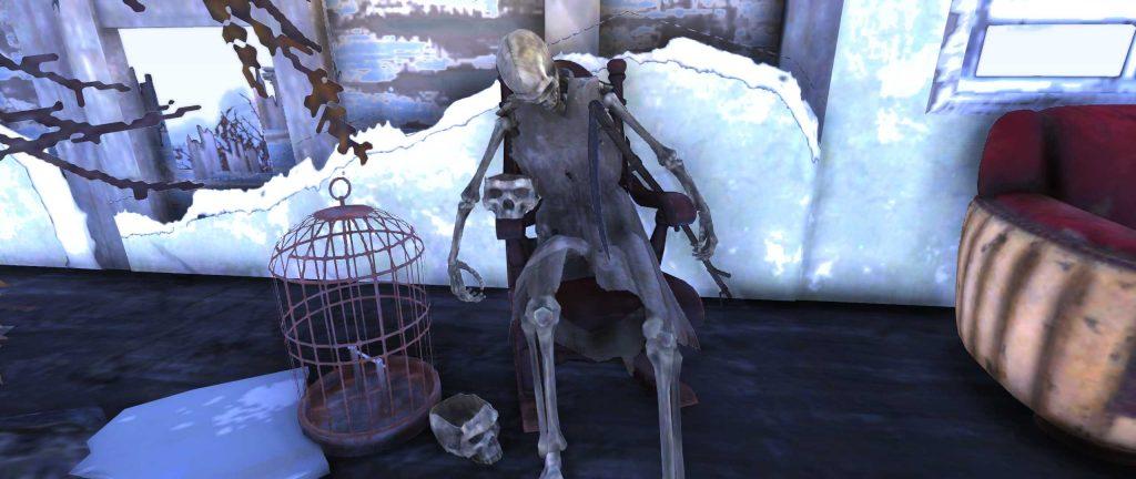 Fallout 76 Der Tod