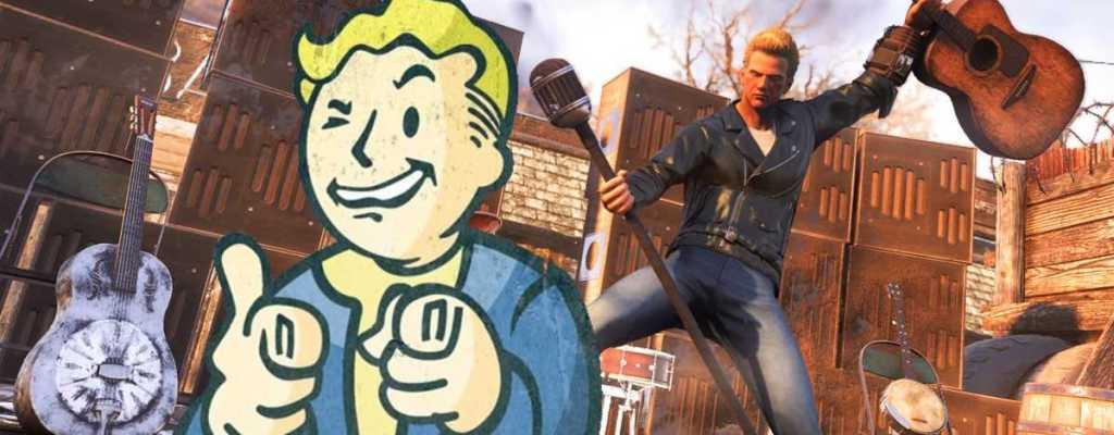 Fallout 76 Gitarrensolo Titel