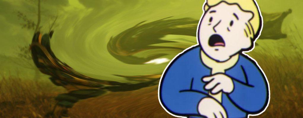 Fallout 76: Dieser Bug soll Spieler unsichtbar und unsterblich machen