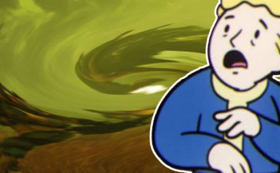 Fallout 76 Gruselige orte Titel