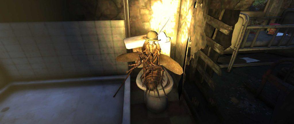 Fallout 76 Sir Kakerlake 2