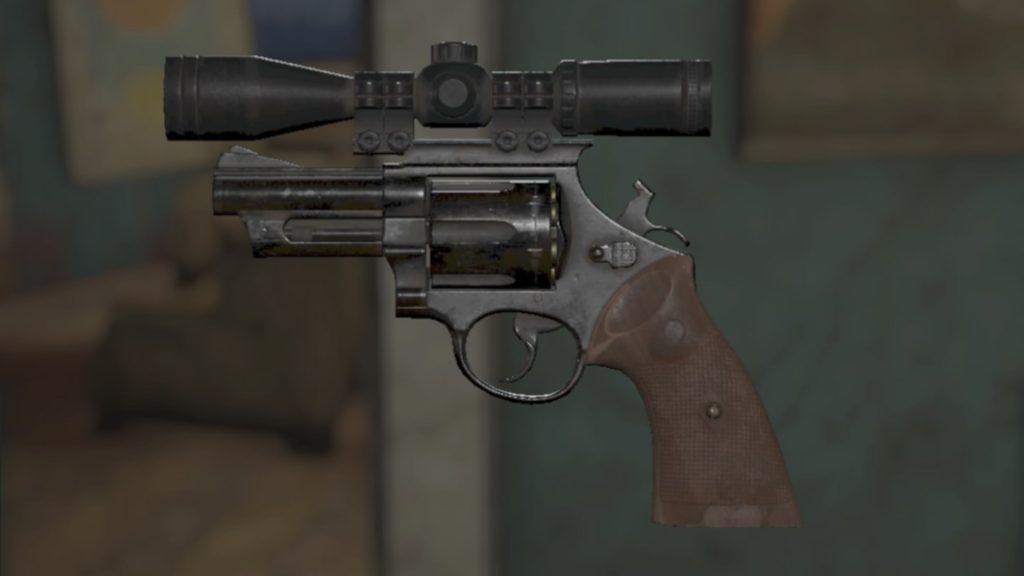 Fallout 76 Somerset Special legendäre Pistole