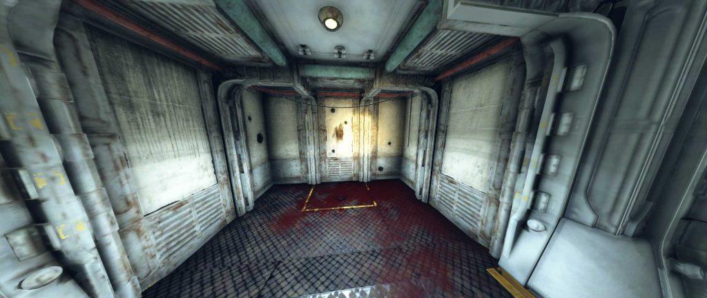 Fallout 76 Todesdusche