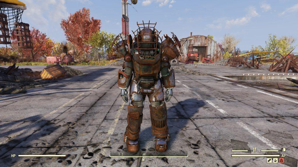 Fallout76-Raider rüstung