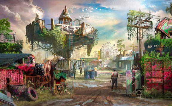 Far Cry New Dawn Bunte Welt