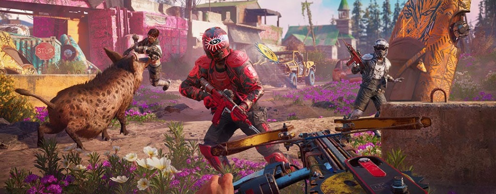 Far Cry New Dawn: 2 Videos zeigen ruppiges und sanftes Gameplay