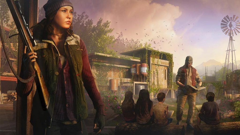 Far Cry New Dawn Sniper