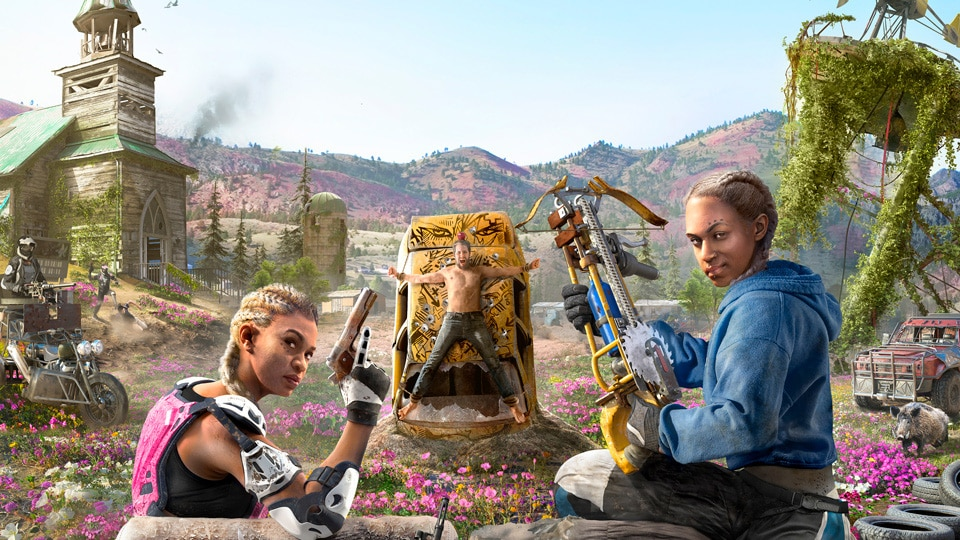 Far Cry New Dawn Zwillinge
