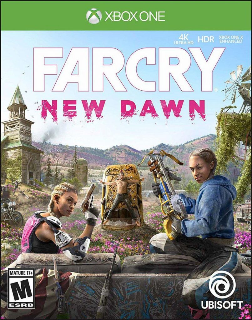 Far Cry neues Cover