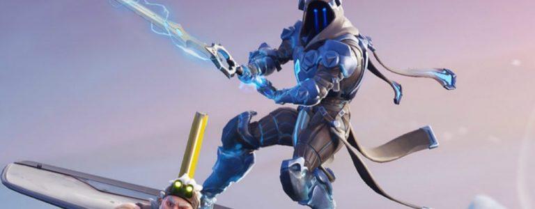Fortnite-Pilot-Schwert