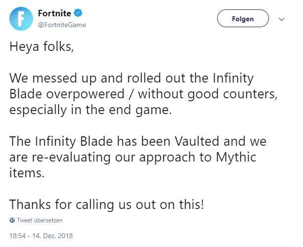 Fortnite-Schwert-raus