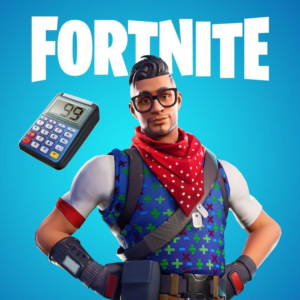Fortnite Wunderkind Skin