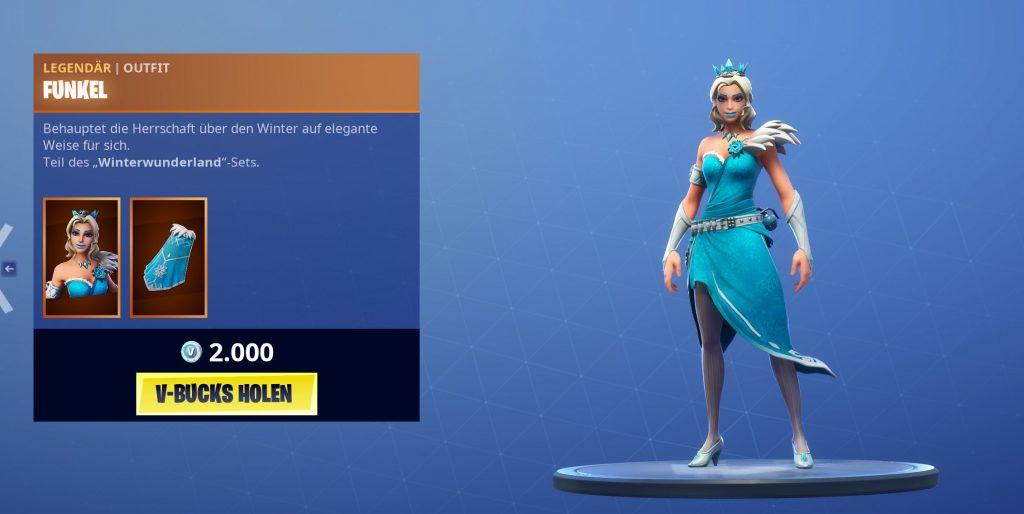 Funkel-Frozen