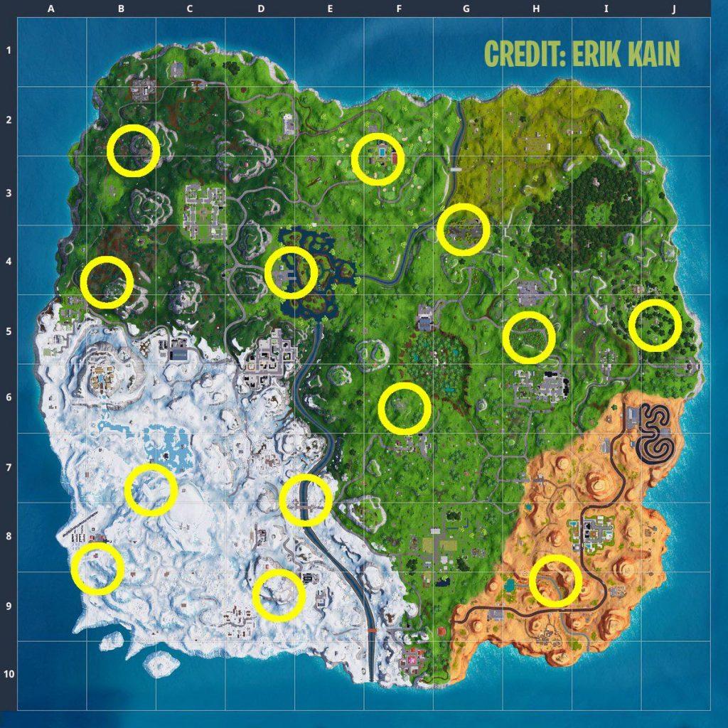 Golden-Rings-Map