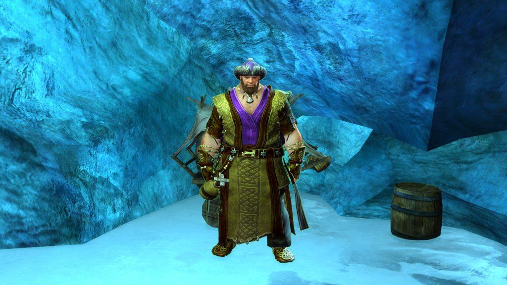 Guild Wars 2 Der Brauer in der Eishöhle