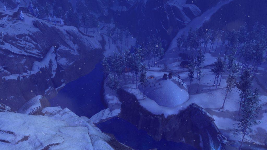 Guild Wars 2 Wanderer Hügel