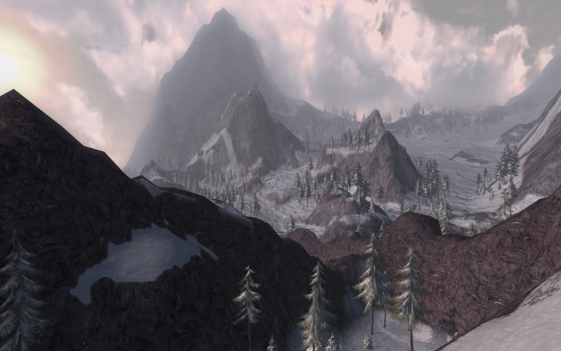 HDRO Nebelgebirge 1