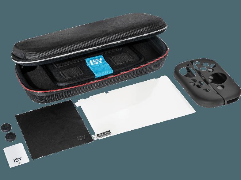 ISY-IC-5000-Nintendo-Switch-Starter-Kit–Konsolen-Zubehör-Set–Schwarz