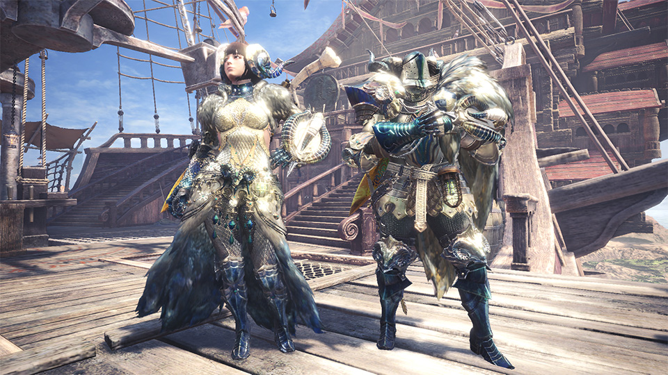 Monster hunter world kulve gamma