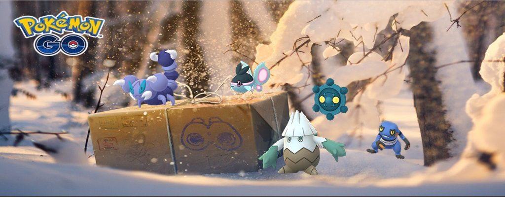 Neue Pokémon Weihnachten