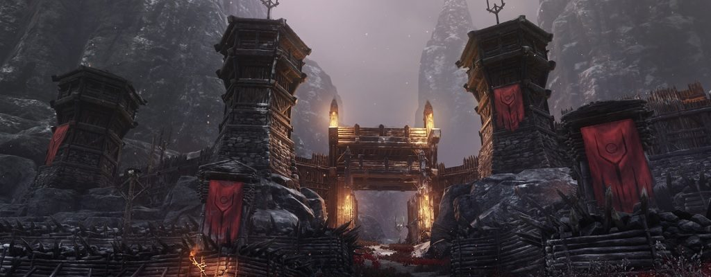 New World Festung