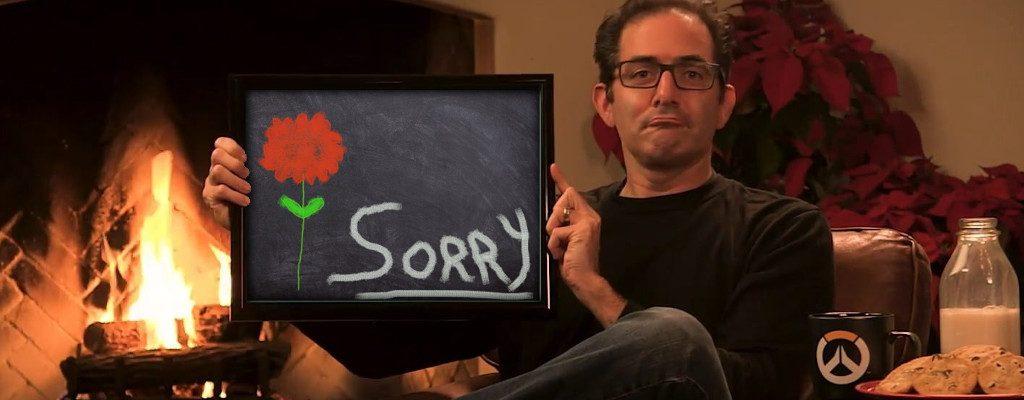 Overwatch Kaplan Schild Sorry